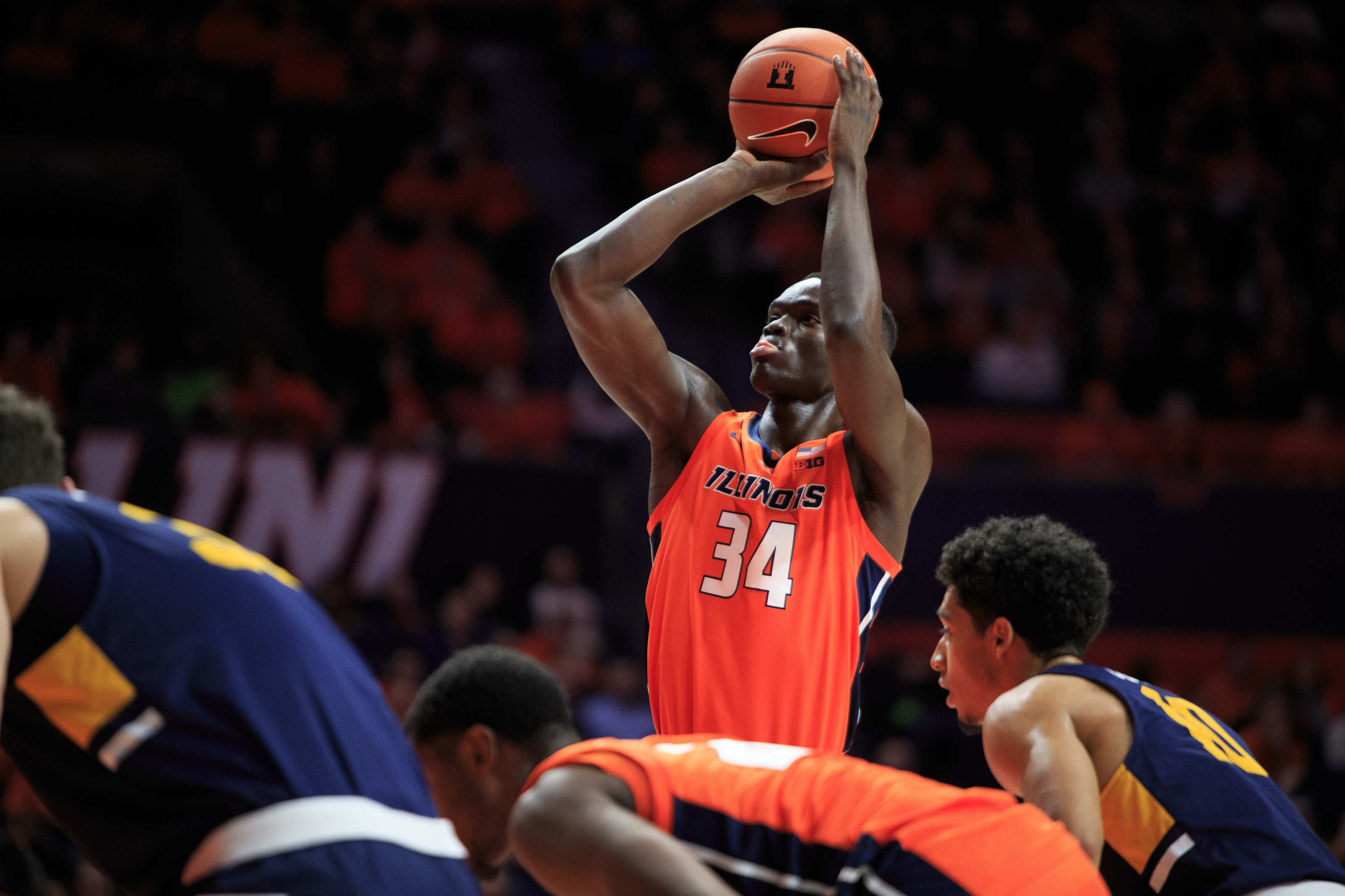 Illinois Basketball: Figuring out the most productive rotation for ...