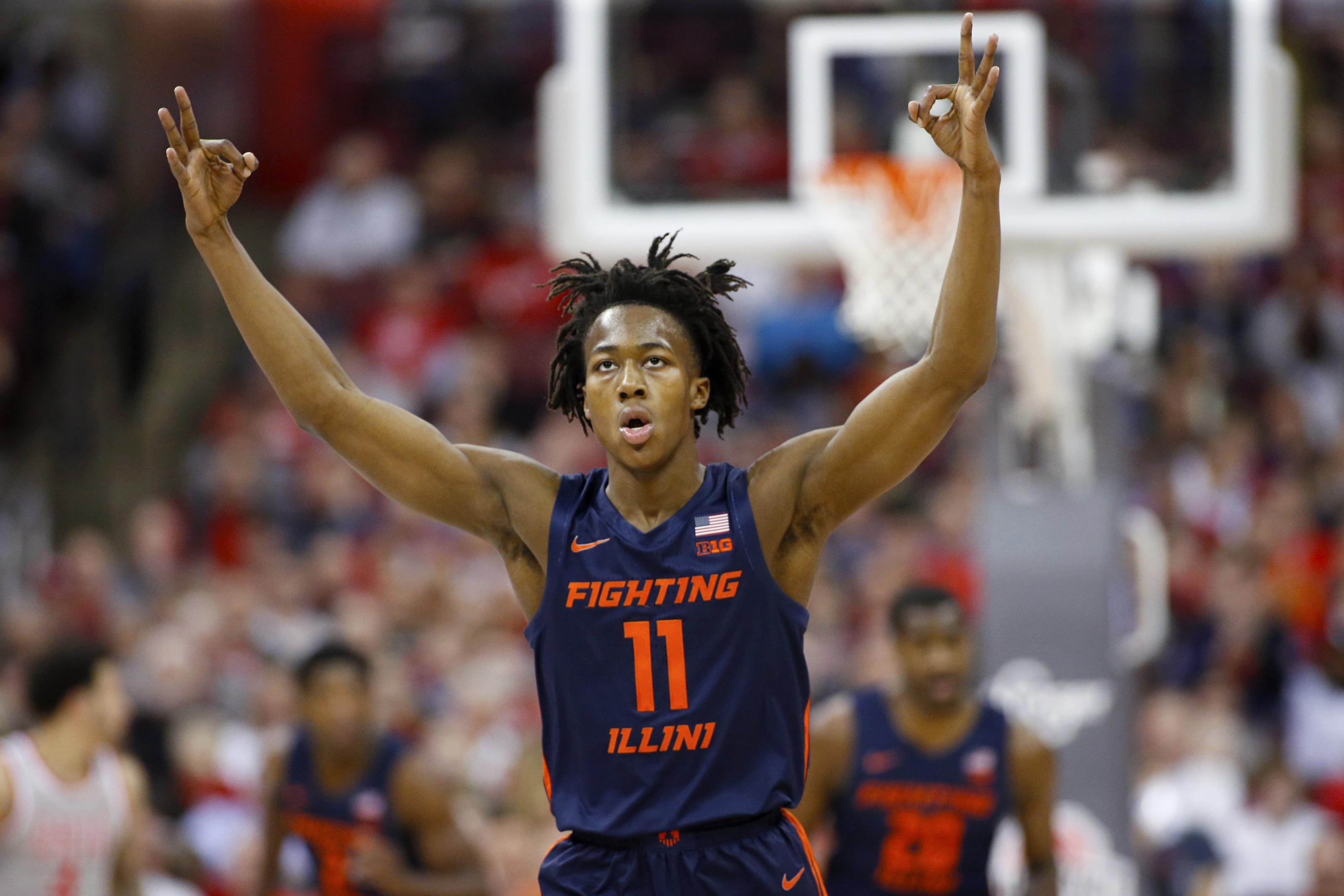 Illinois basketball: 2019-20 season wrap-up for Ayo Dosunmu