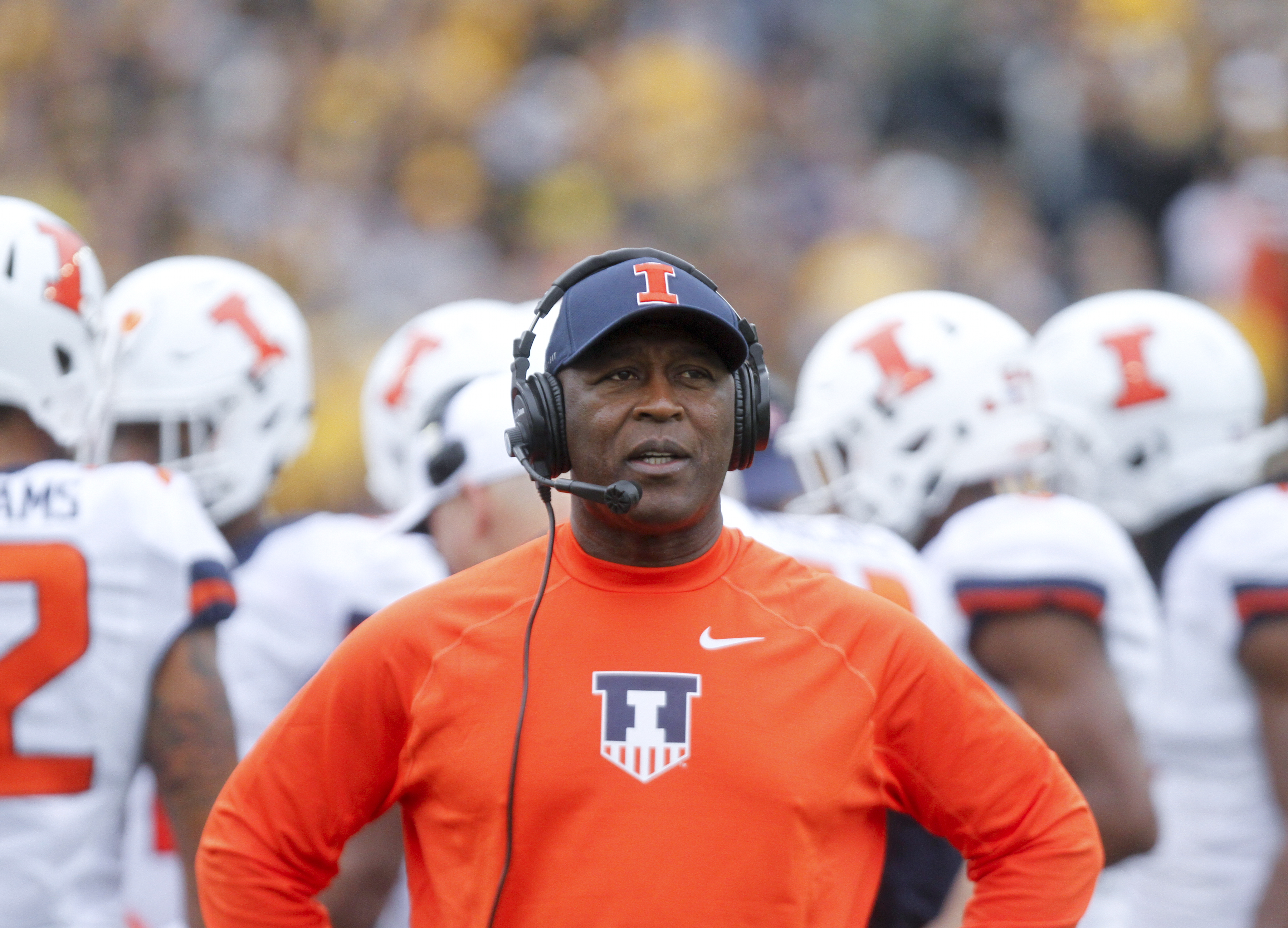 Illinois Football: Early Illini projected depth chart for ...