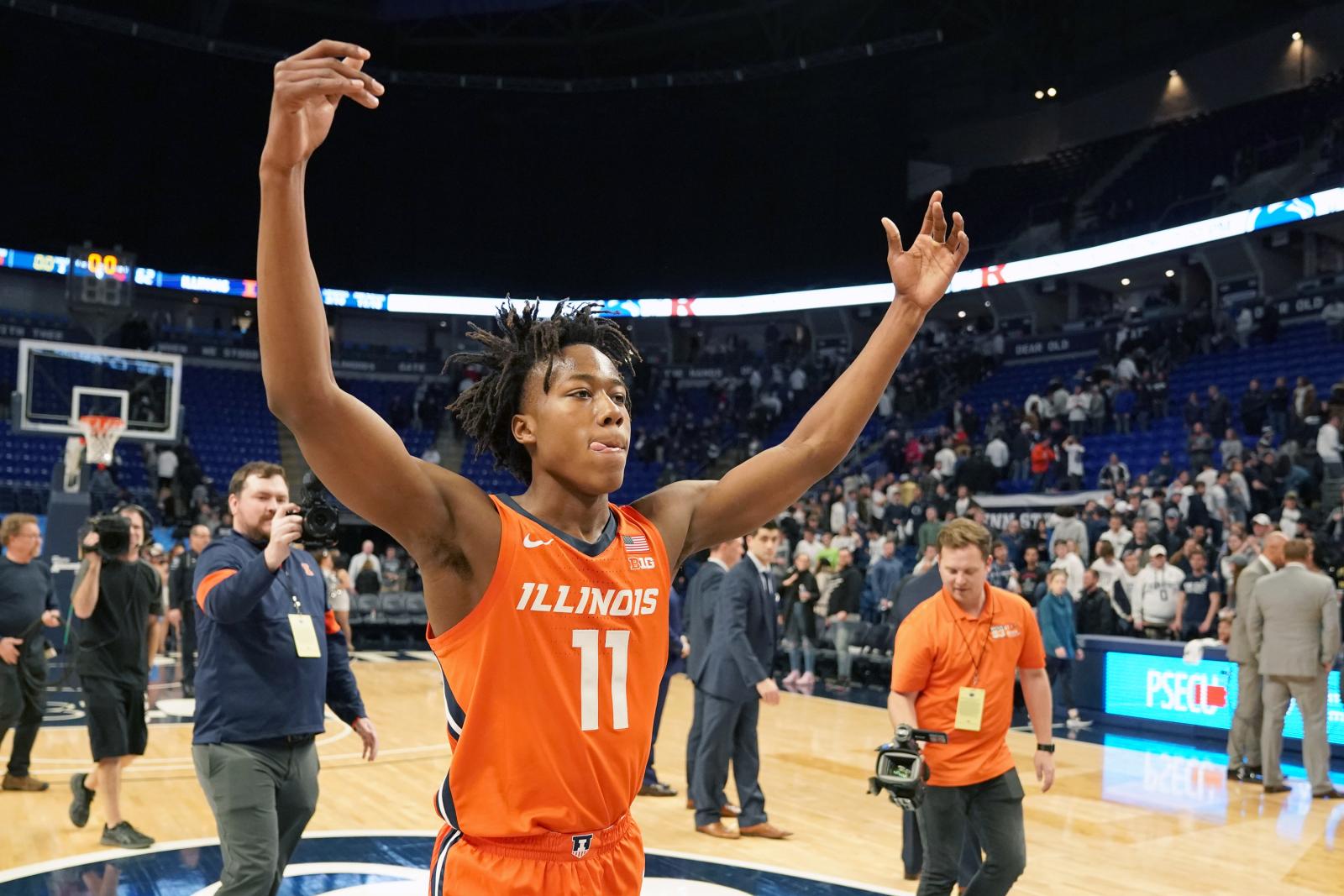 Illinois basketball: Illini MVP of the game against Penn State